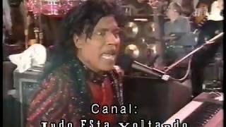 Little Richard - Long Tall Sally   Olimpíadas 1996 Rede Globo