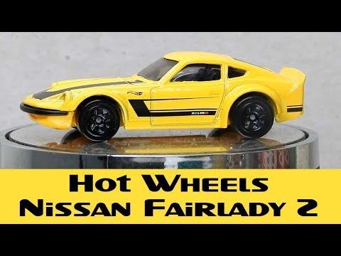 Hot Wheels Custom Nissan Fairlady Z 'Drift Car' Build Off