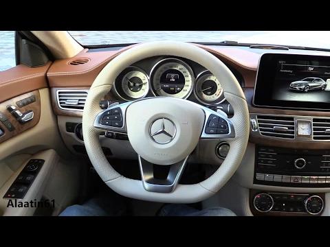 2017 Mercedes-Benz CLS Interior Review, Amazing