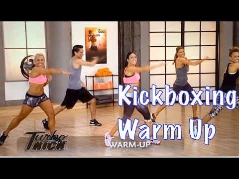 Group Exercise Warm Up 36