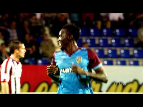 Bertrand Traore: goals, dansjes en goaltune!