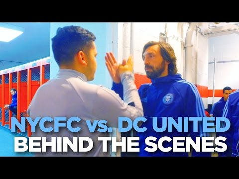 BEHIND THE SCENES | NYCFC vs. D.C. United | 04.08.17
