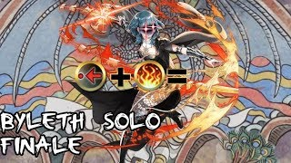 MADDENING Byleth Solo FINALE - Fire Emblem: Three Houses (New Game / Church Route)