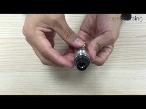 WISMEC Reux Atomizer Full Kit 6ML | Looks so clean! VapeSourcing