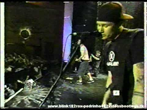 Blink-182 - Going Away To College 1999 (MTV Sports & Music Festival)