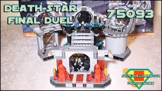 Lego Star Wars Review 75093 Death Star Final Duel