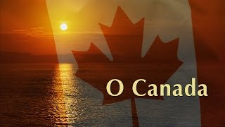 canadian national anthem o canada all four verses