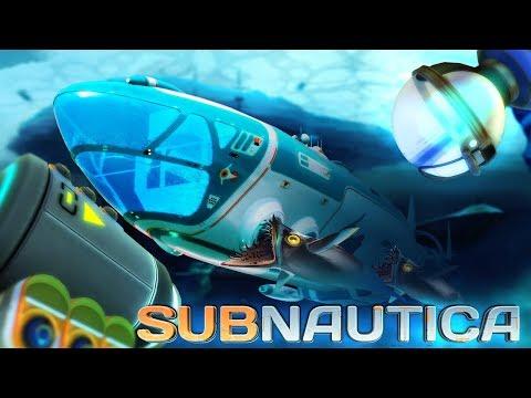 Subnautica - Alien Penguin, Rumored Atlas Sub In The Arctic DLC!? & Unreleased Items - Full Release