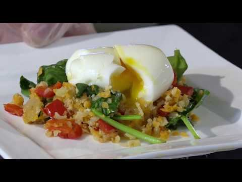 Healthy Breakfast Hash Video - Brigham and Women's Hospital