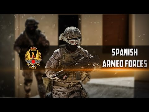 Armed forces spain