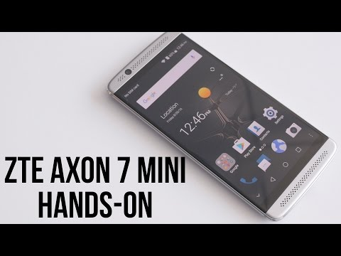 matters: HDR zte axon 7 hands on review quad-core processor