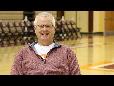 Maryville College (Tenn.) Head Men's Basketball Coach Randy Lambert