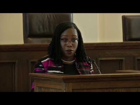35th Edith House Lecture: Ketanji Brown Jackson, U.S. Distri