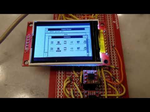 Smartmatrix Esp32