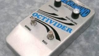 Colorsound Sola Sound Octivider