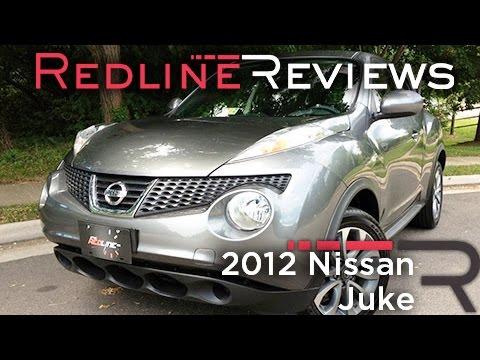 2012 Nissan Juke Review, Walkaround, Exhaust, & Test Drive