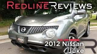 2012 Nissan Juke Review, Walkaround, Exhaust, & Test Drive