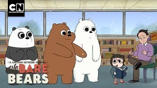 We Bare Bears | The Bears Go on a Sugar Rush! | Cartoon Network