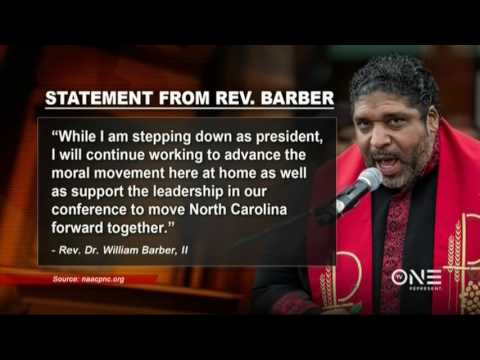 Rev. Barber To Step Down From NC NAACP, Join