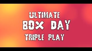 Ultimate Box Day Triple Play: X-Plus Gigantic Series GMK Godzilla 2001 and more!