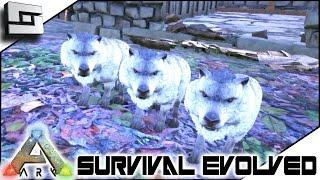 ARK: Survival Evolved - MAMMAL BREEDING! TRIPLETS! S2E56 ( Gameplay )