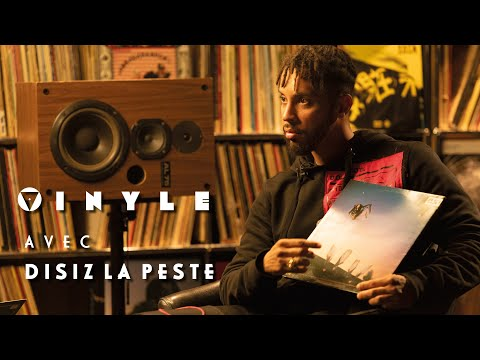 Youtube: VINYLE avec Disiz La Peste – émission du 29/10/2018