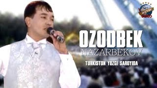 Ozodbek Nazarbekov - Turkiston yozgi saroyida konsert dasturi