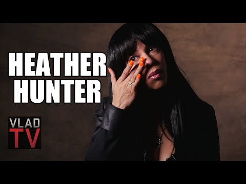 Heather Hunter Cries When Asked About 2Pac,