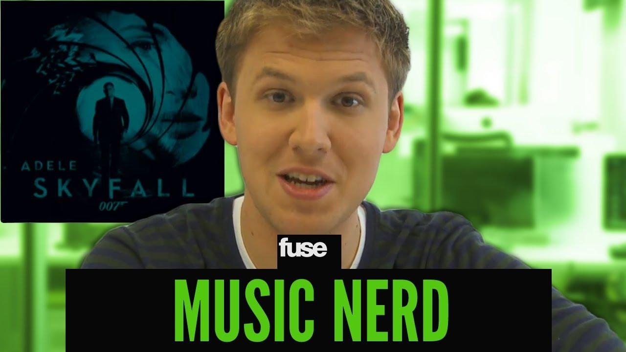 Adele S Skyfall Theme 5 Bond Song Fun Facts Music Nerd Youtube