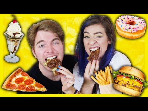 EATING & TALKING ABOUT SEX with THE GABBIE SHOW