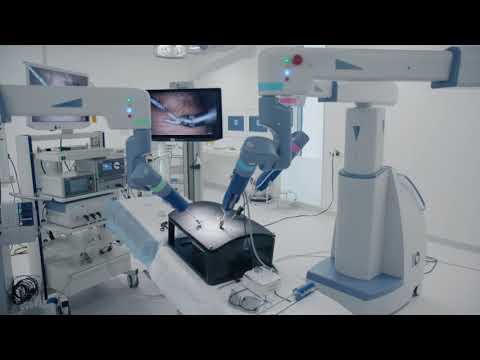 Prostaatoperatie met robot