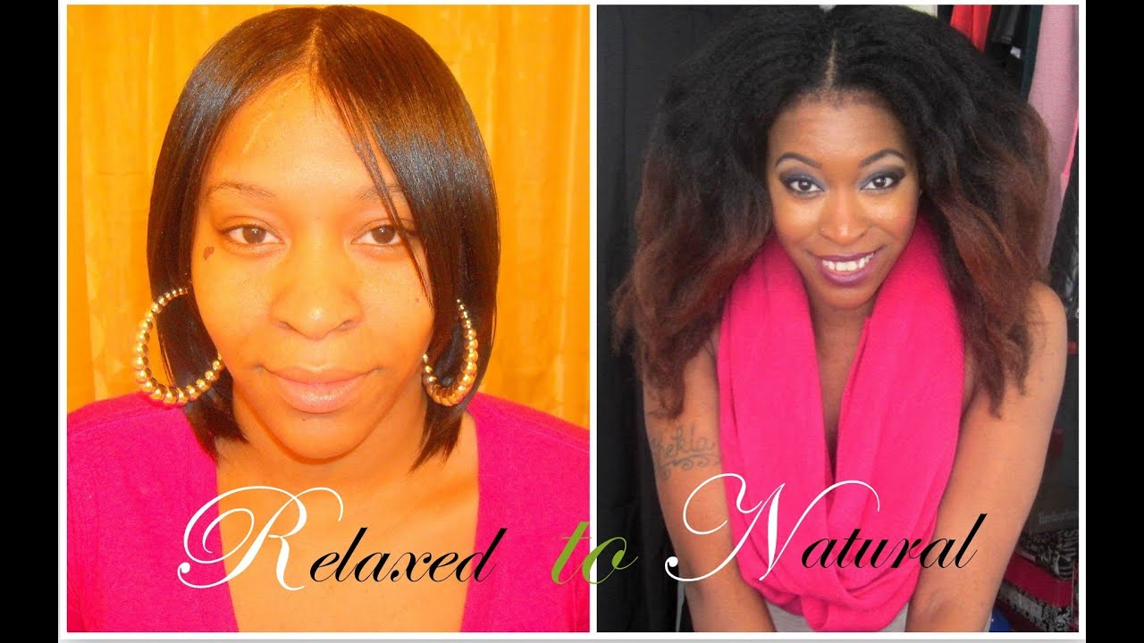 Tips for transitioning to natural hair part 1 of 2 youtube