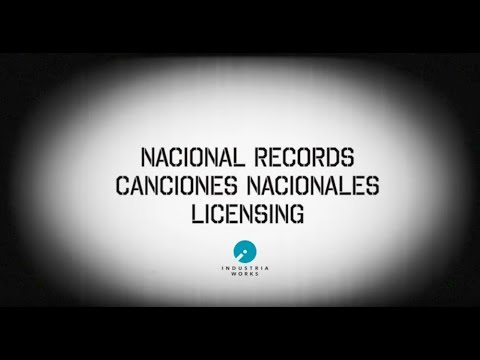 Nacional Records / Canciones Nacionales syncs and more syncs