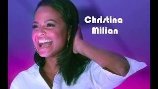 Christina Milian family