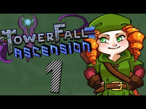 Towerfall Ascension: Quest Mode - Episode 1