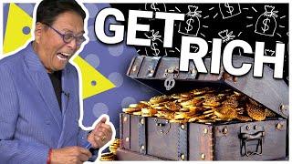 Robert Kiyosaki's Formula To Get Rich - Millennial Money