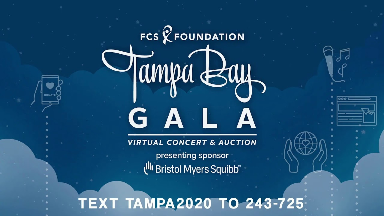 Tampa Bay Gala: Virtual Concert and Auction