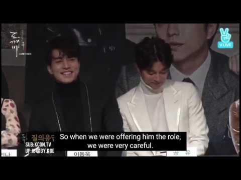 [ENG SUB] Gong Yoo Reveals Why He Accepted