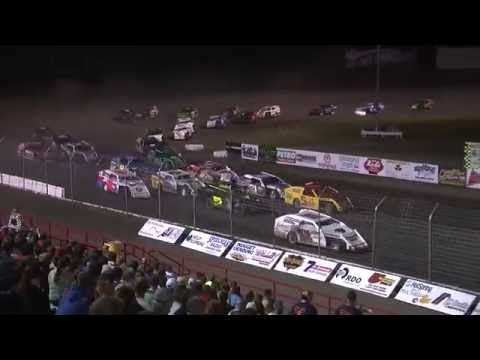 Red River Valley Speedway 06/24/2016 - IMCA Modifieds Feature