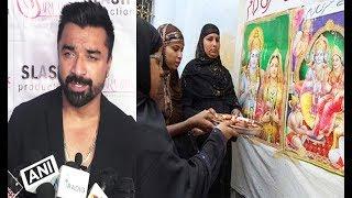 Ajaz Khan Best Message To Hindu Muslim In India
