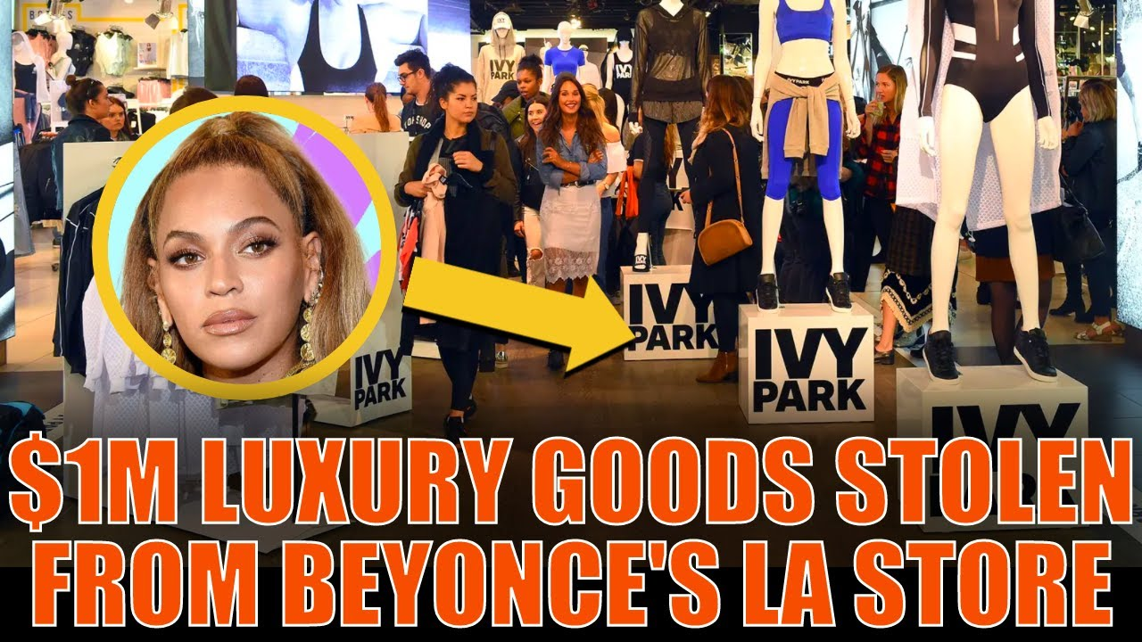 Beyoncé Had $1 Million in Luxury Goods Stolen From Her Storage Units || LAPD offers $20k Reward