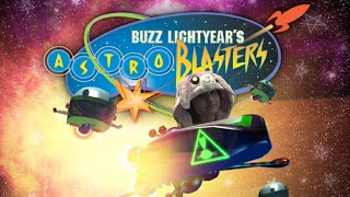 Buzz Lightyear Astro Blasters Online   A Blast to the Past