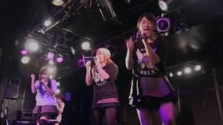 2017/03/12 DRUM SON 空想モーメント:未咲希・安藤千紗・古川ゆき・西...