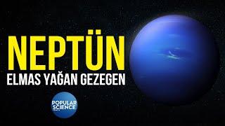 Elmas Yağan Gezegen: Neptün | Popular Science Türkiye