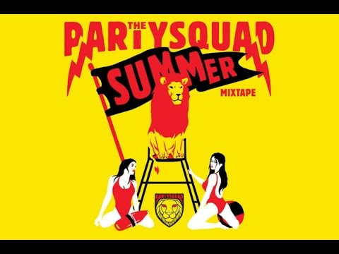 the partysquad summer mixtape 2014