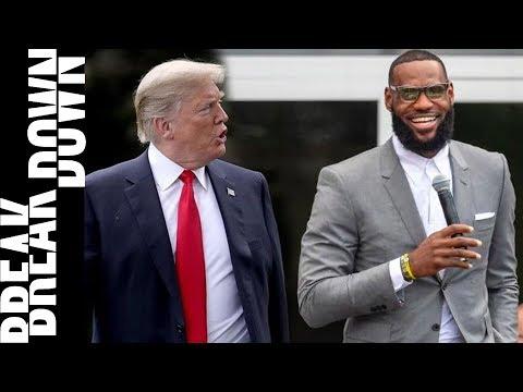 Trump University vs. LeBron's 'I PROMISE' School