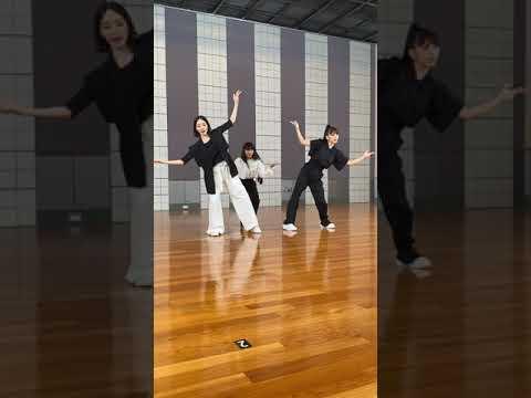 Perfume 「ポリゴンウェイヴ」Dance Practice Video  #LaLaLaLaLa  #Shorts