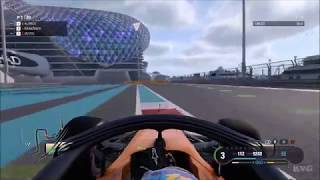 F1 2018 - Fernando Alonso Gameplay (PC HD) [1080p60FPS]