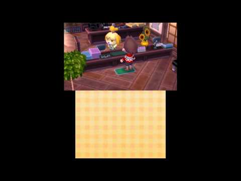 [Animal Crossing: New Leaf] A shell for Isabelle