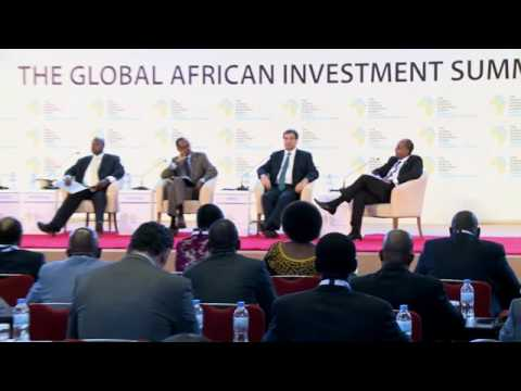 The Global African Investment Summit | Kigali, 5 September 2016